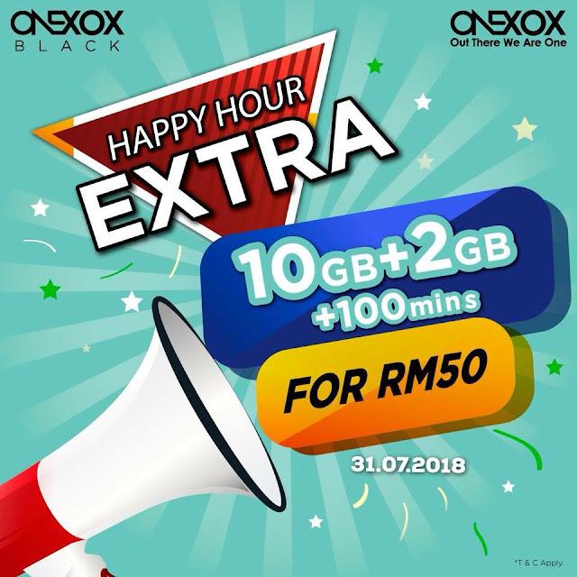 Happy Hour Onexox