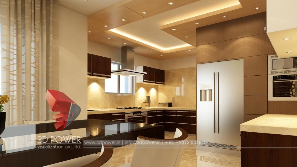 ... 3d Architectural Interior Rendering Services , Delhi Architectural  Rendering Services, Top Interior Kitchen Design, 3d Kitchen Designs, Modern  Kitchens, ...