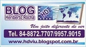 BLOG DO HERIBERTO ROCHA