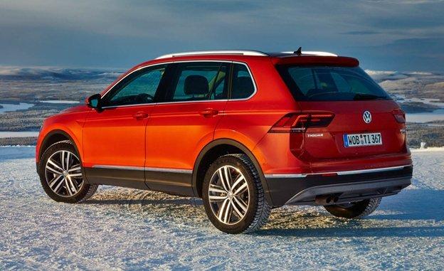 2017 Yeni Volkswagen Tiguan Teknik Özellikleri