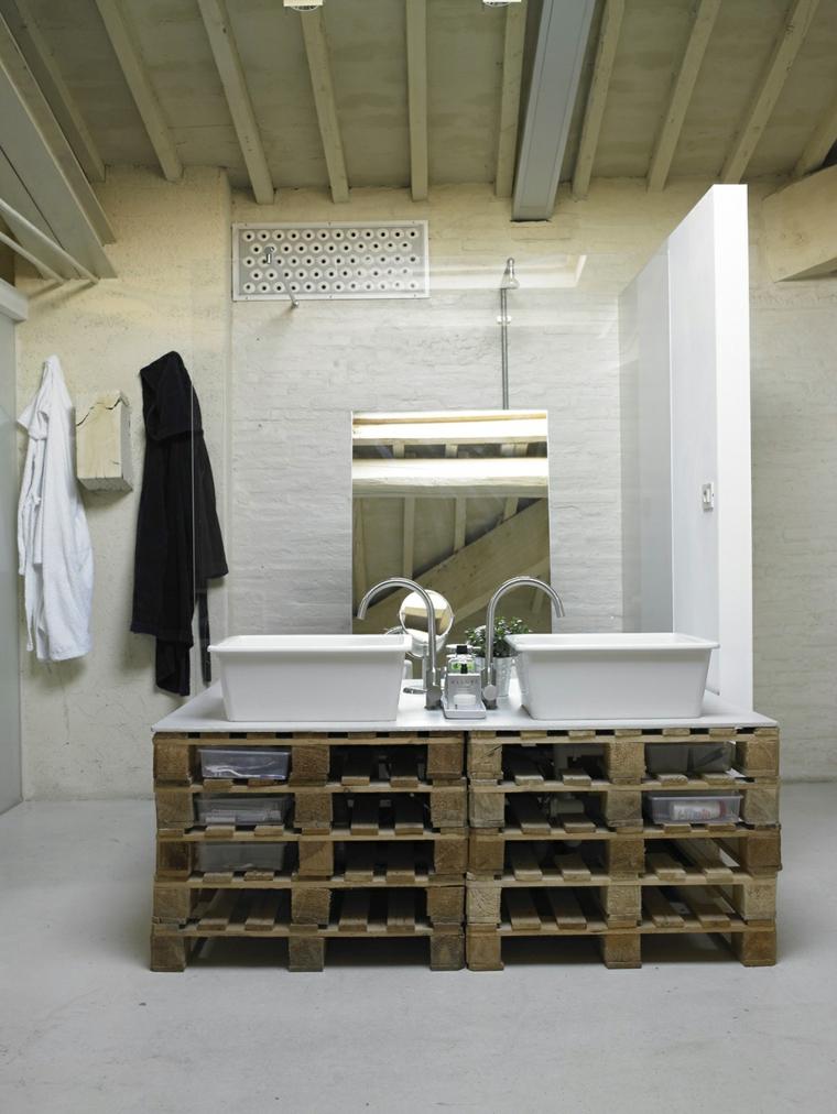 Icono Interiorismo Originales Lavabos Con Piezas Recicladas - Lavabos-originales