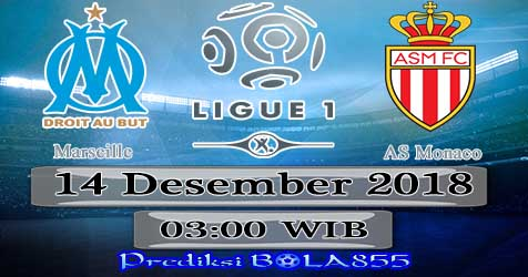 Prediksi Bola855 Marseille vs AS Monaco 14 Januari 2019