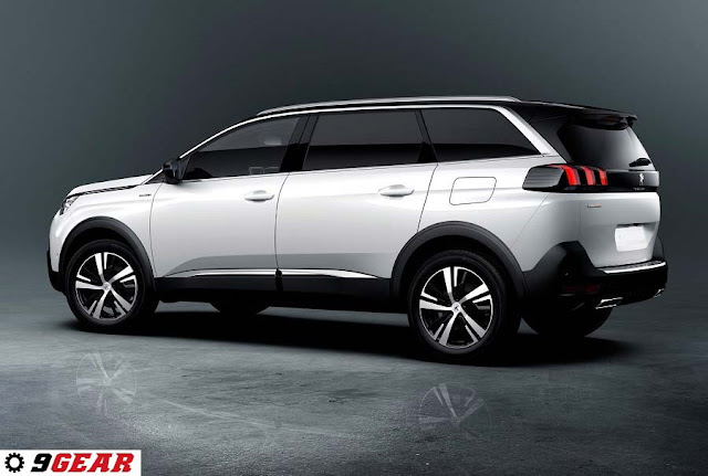 all new peugeot 5008 suv a range of powerful efficient. Black Bedroom Furniture Sets. Home Design Ideas