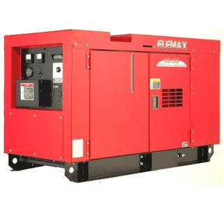 Máy phát điện ELEMAX SH15D 13 KVA