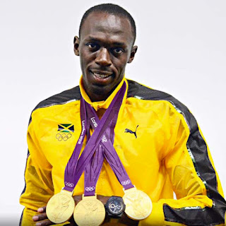 Usain bolt Facts