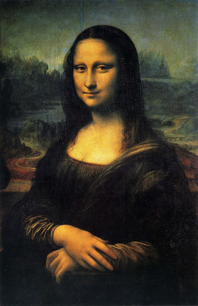 Counterlight' Peculiars Mystery Of Mona Lisa