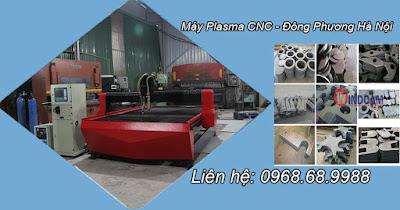 Vai trò của máy Plasma trong ngành cơ khí, sắt thép 1