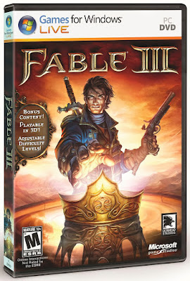 Fable 3 Covers