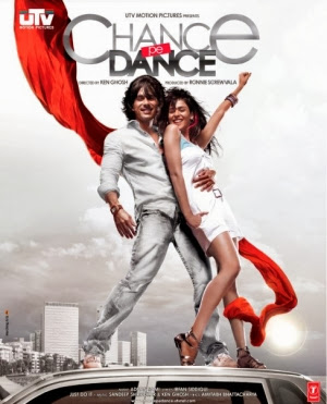 Poster Of Bollywood Movie Chance Pe Dance (2010) 300MB Compressed Small Size Pc Movie Free Download worldfree4u.com