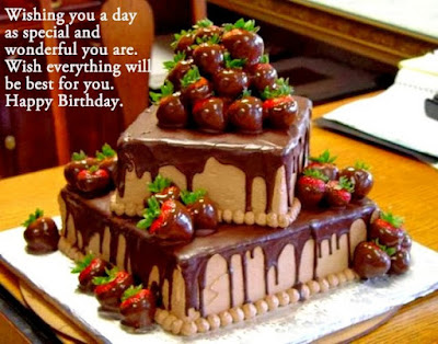 Happy Birthday massages wishes for friends: wishing you a day as special and wonderful you are