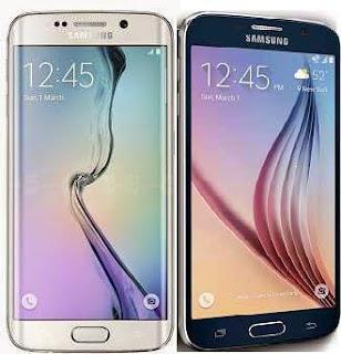 Update Harga Android Samsung Galaxy S6 dan S6 Edge