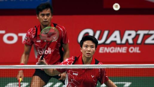 Ganda Campuran BWF World Superseries Finals 2015
