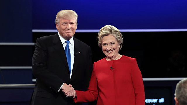 Clinton and Trump Clash in First Debate: CNN's Reality Check Team Vets the Claims