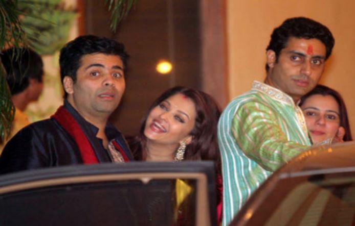 karan johar-abhishek bacchhan- back to bollywood