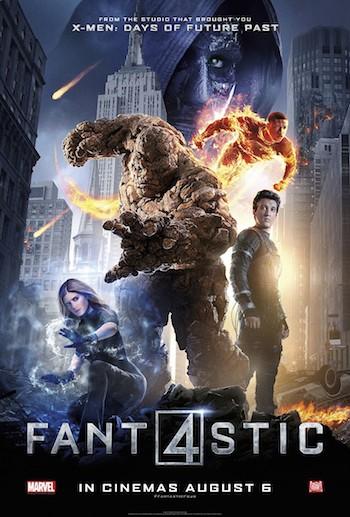 Fantastic Four 2015 Hindi Dubbed HDRip Download