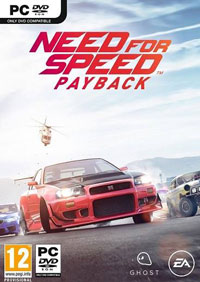 Need for Speed Payback PC [Full] Español [MEGA]