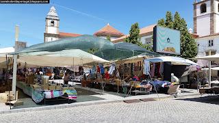 Mercado Franco / Feira de Castelo de Vide, Portugal (Event)