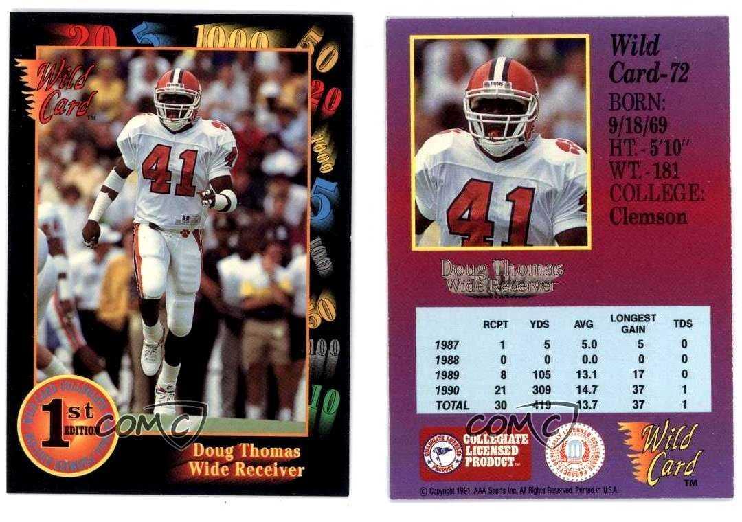 meet d4ab5 6f625 1989 Clemson Tigers football team