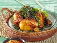 Cara Memasak Ayam Goreng Sambal Blimbing