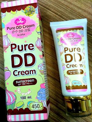 pure dd cream review