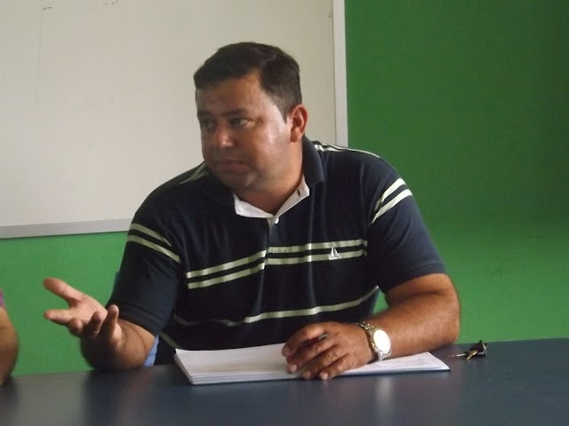 Prefeito Zé Arnaldo divulgou nota de Esclarecimento em relação a denuncias feitas sobre Vereador de oposição