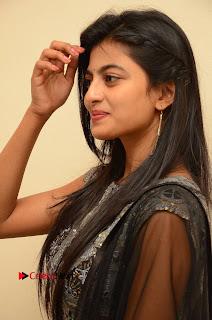 Actress Rakshitha Pictures in Salwar Kameez at Tolipremalo Movie Platinum Disc Function  0055.JPG