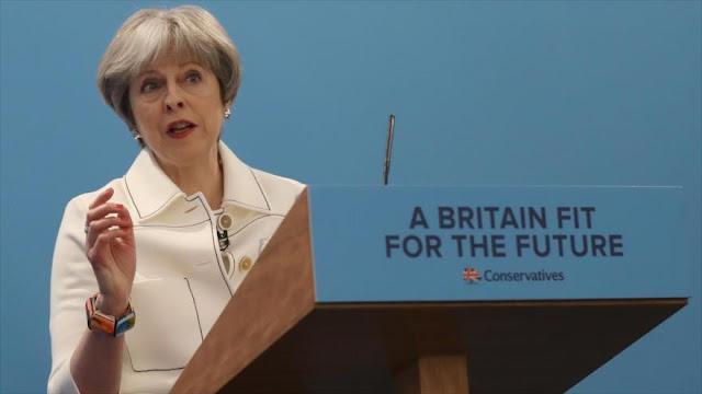Londres tomará nuevas medidas antirrusas tras respuesta de Moscú