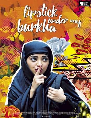 Lipstick Under My Burkha 2017 Hindi 500MB DVDRip 300mb Movie Download