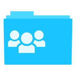 preview of Family Group folder icon