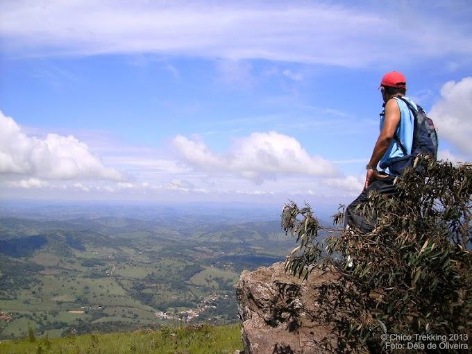 Serra da Moeda: visual espetacular pertinho de Belo Horizonte