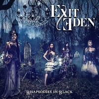 "Exit Eden - ""Rhapsodies in Black"""