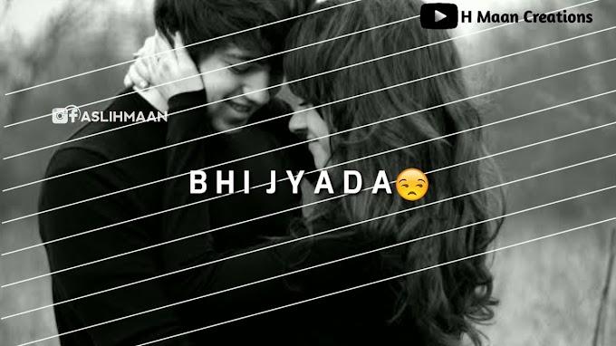 StatusMobi.com | Saans Laine Se Bhi Jyada Tum Jaruri Ho Gye | Whatsapp Status Video Song | Love Status | Dhadkan