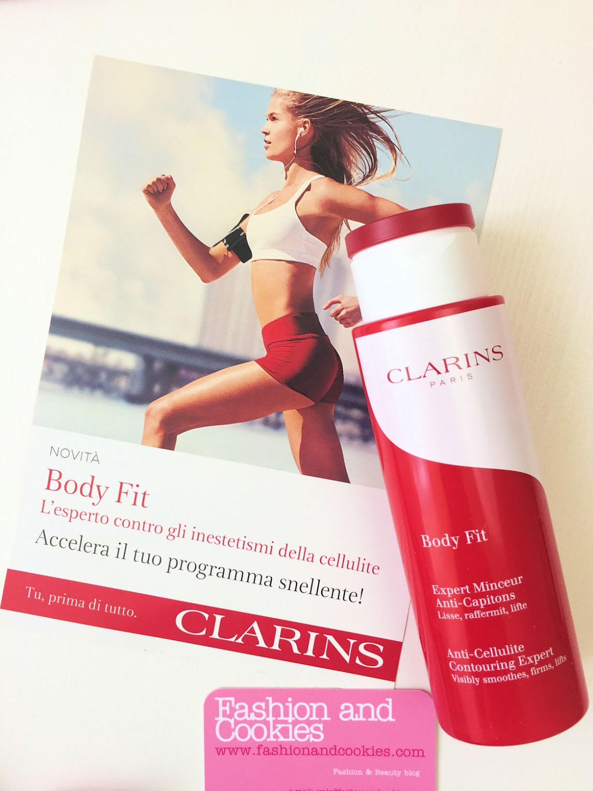 Come snellire rapidamente, review Clarins Body Fit anticellulite su Fashion and Cookies beauty blog, beauty blogger