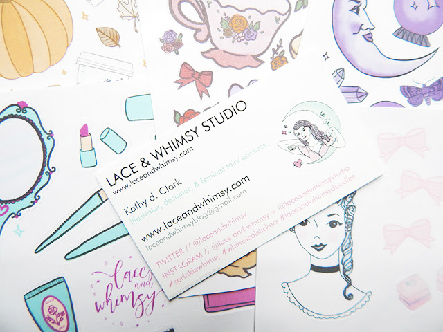 Lace & Whimsy Studio Review