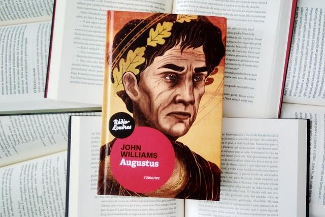 [RESENHA #554] AUGUSTUS - JOHN WILLIAMS