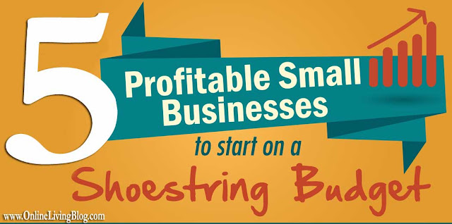 THE 5 MOST PROFITABLE BUSINESS IDEAS FOR 2017
