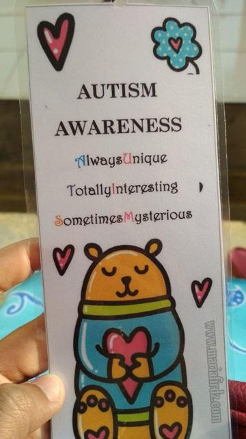2 April : Hari Sambutan Autisme Awareness Sedunia