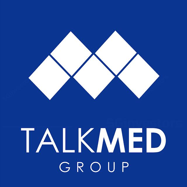 TALKMED GROUP LIMITED (5G3.SI) @ SG investors.io