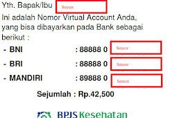 Ini Solusinya jika Nomor Virtual Account BPJS Anda Hilang atau rusak?
