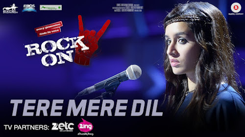 Tere Mere Dil - Rock On 2 (2016)