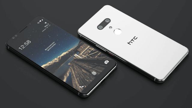 إتش تي سي تكشف الستار عن هاتفها الجديد HTC U12 plus بتقنية  الـ Squeeze