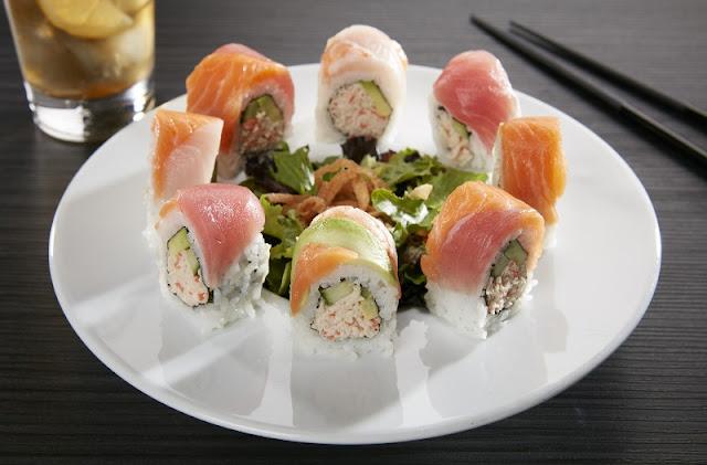 Bons restaurantes japoneses em Orlando