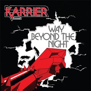 "Ο δίσκος των Karrier ""Way Beyond the Night"""