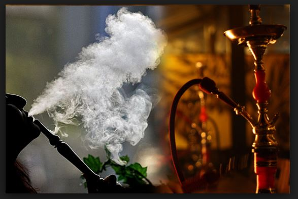 FG Bans Shisha Smoking In Public, Police To Arrest Culprits