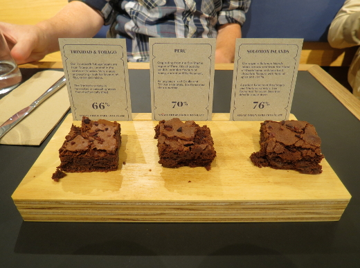 where\'s the beef? Vegetarians in Melbourne: Ratio Cocoa Roasters