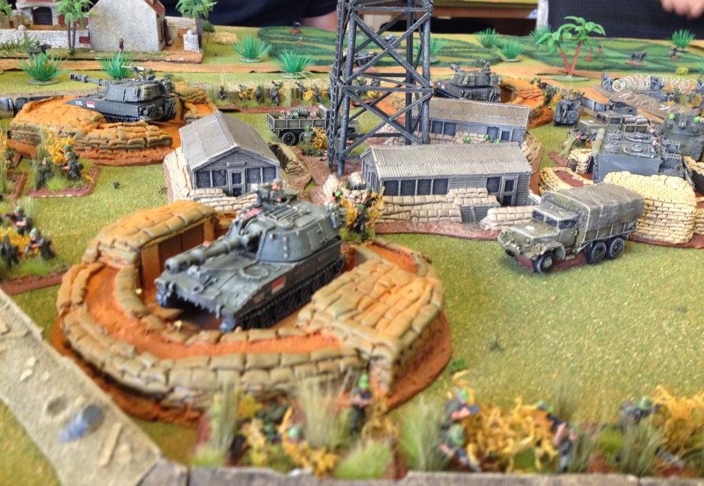 Vietnam Firebase Mary Ann – Billy Knight