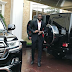 Photos: 'Mr. P' of P-sqaure Shows Off His Luxurious Car Collections