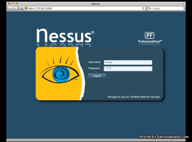 Hacker - NESSUS