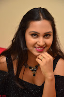 South Actress Amulya in short black dress at Kalamandir Foundation 7th anniversary Celebrations ~  Actress Galleries 060.JPG