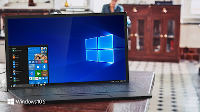Microsoft Windows 10 S Announced for entry-level devices